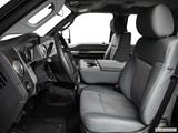 2015 Ford F350 Super Duty Crew Cab Front seats from Drivers Side