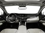 2015 Kia K900 Dashboard, center console, gear shifter view photo