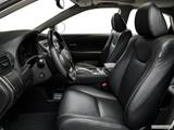 2015 Lexus RX Front seats from Drivers Side