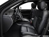 2015 Porsche Macan Front seats from Drivers Side