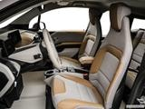 2014 BMW i3 Front seats from Drivers Side