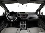 2015 Kia Forte Dashboard, center console, gear shifter view photo
