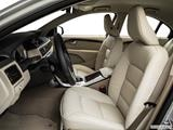 2015 Volvo S80 Front seats from Drivers Side