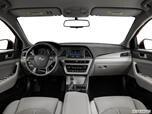 2015 Hyundai Sonata Dashboard, center console, gear shifter view photo
