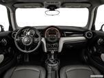 2014 MINI Cooper Hardtop Dashboard, center console, gear shifter view photo