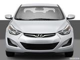 2015 Hyundai Elantra Low/wide front photo