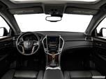 2015 Cadillac SRX Dashboard, center console, gear shifter view photo