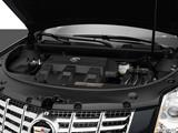 2015 Cadillac SRX Engine photo