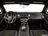 2015 Chevrolet Camaro Dashboard, center console, gear shifter view