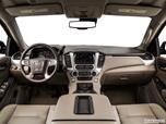 2015 GMC Yukon Dashboard, center console, gear shifter view photo