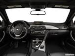 2015 BMW 4 Series Dashboard, center console, gear shifter view photo