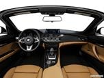 2015 BMW Z4 Dashboard, center console, gear shifter view photo