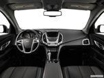 2015 GMC Terrain Dashboard, center console, gear shifter view photo