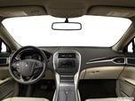 2015 Lincoln MKZ Dashboard, center console, gear shifter view photo
