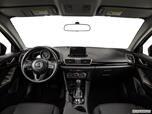 2015 Mazda MAZDA3 Dashboard, center console, gear shifter view photo