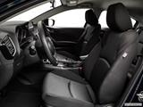 2015 Mazda MAZDA3 Front seats from Drivers Side