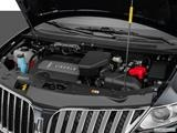 2015 Lincoln MKX Engine photo