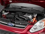2015 Ford C-MAX Energi Engine photo