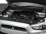 2015 Mitsubishi Outlander Sport Engine photo