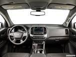 2015 Chevrolet Colorado Crew Cab Dashboard, center console, gear shifter view photo