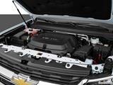 2015 Chevrolet Colorado Crew Cab Engine photo