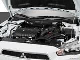 2015 Mitsubishi Lancer Engine photo