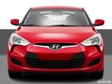 2015 Hyundai Veloster Low/wide front photo