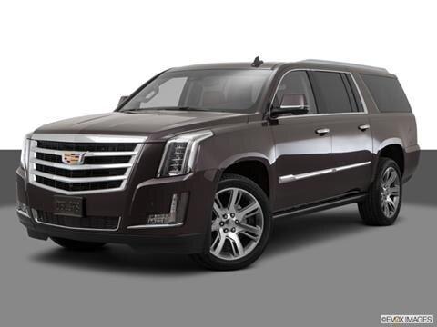 2015 Cadillac Escalade ESV 4-door Standard  Sport Utility Front angle medium view photo