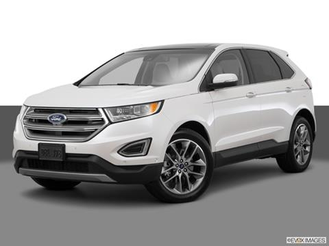 2016 ford edge titanium pictures videos kelley blue book. Black Bedroom Furniture Sets. Home Design Ideas