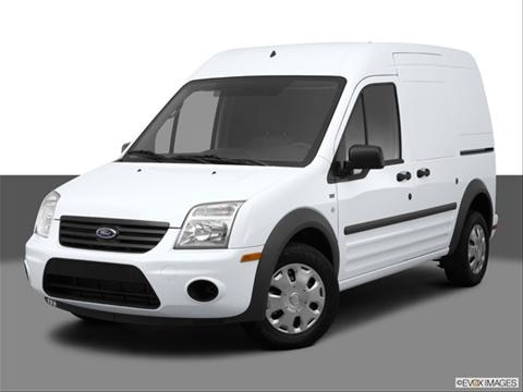 2013 Ford Transit Connect Cargo 4-door XL  Van Front angle medium view photo