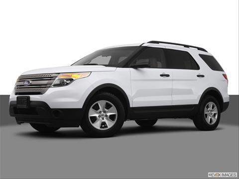 Ford Edge Vs Explorer >> Design Comparison: 2013 Nissan Pathfinder vs. Nine Of It's Competitors - Nissan Pathfinder Forum