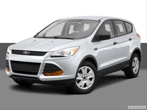 2013 Ford Escape 4-door S  Sport Utility Front angle medium view photo
