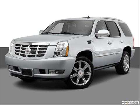 2014 Cadillac Escalade 4-door   Sport Utility Front angle medium view photo