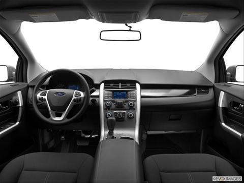 2013 Ford Edge 4-door SE  Sport Utility Dashboard, center console, gear shifter view photo