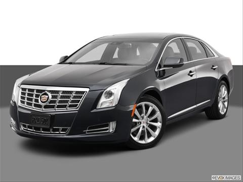 2014 Cadillac XTS 4-door   Sedan Front angle medium view photo