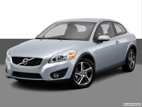 2013 Volvo C30 2-door T5  Hatchback Front angle medium view photo