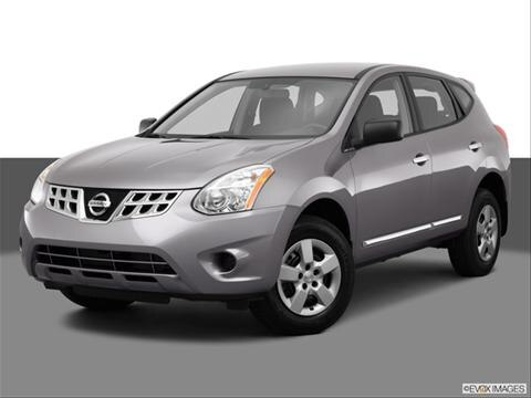 2013 Nissan Rogue 4-door S  Sport Utility Front angle medium view photo