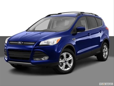 2013 Ford Escape 4-door SE  Sport Utility Front angle medium view photo