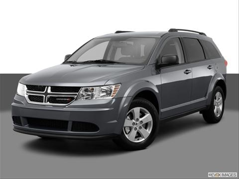 2014 Dodge Journey 4-door AVP  Sport Utility Front angle medium view photo