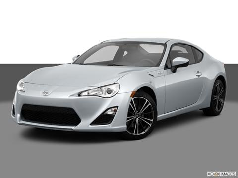 2013 Scion FR-S 2-door   Coupe Front angle medium view photo