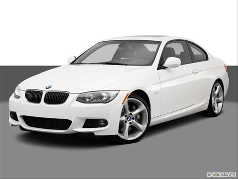 2013 BMW 3 Series 2-door 335i xDrive  Coupe Front angle medium view photo
