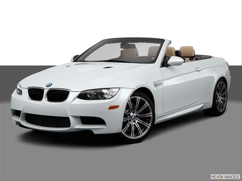 2013 BMW M3 2-door   Convertible Front angle medium view photo