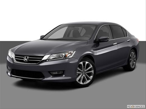 2013 Honda Accord 4-door Sport  Sedan Front angle medium view photo