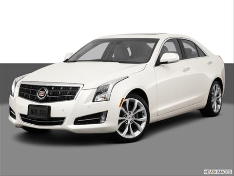 2014 Cadillac ATS 4-door 3.6L Performance  Sedan Front angle medium view photo