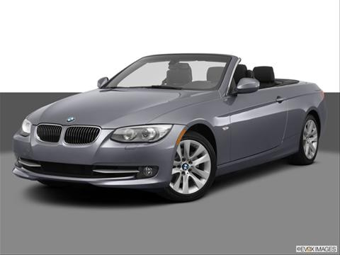 2013 BMW 3 Series 2-door 328i  Convertible Front angle medium view photo