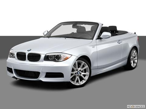 2013 BMW 1 Series 2-door 135is  Convertible Front angle medium view photo