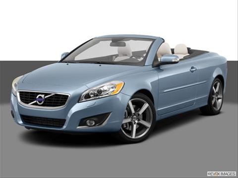 2013 Volvo C70 2-door T5  Convertible Front angle medium view photo