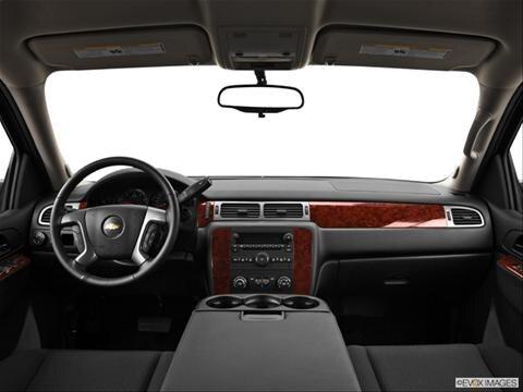 2013 Chevrolet Tahoe 4-door LS  Sport Utility Dashboard, center console, gear shifter view photo