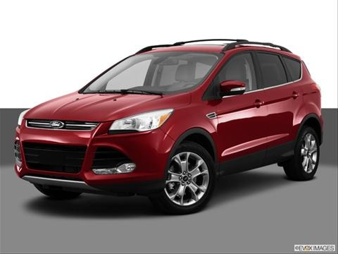 2013 Ford Escape 4-door SEL  Sport Utility Front angle medium view photo