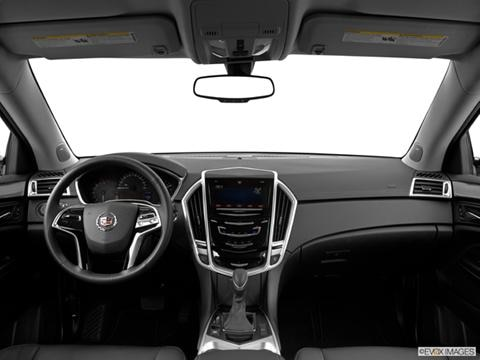 2014 Cadillac SRX 4-door Performance Collection  Sport Utility Dashboard, center console, gear shifter view photo